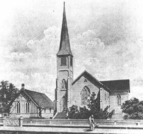 St. Paul's Episcopal Church c. 1890's
