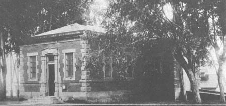 Guard House c. 1915