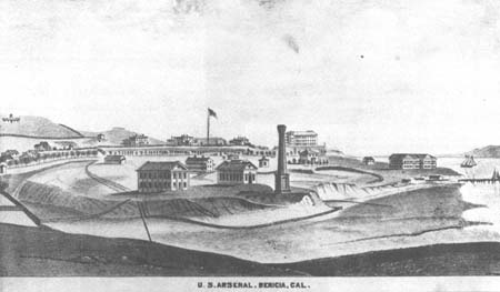 Benicia Arsenal c. 1878