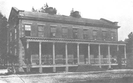Barracks c. 1915