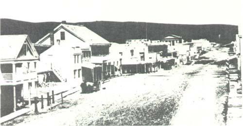 First Street c. 1850's