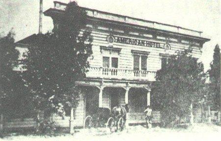 American Hotel c. 1850