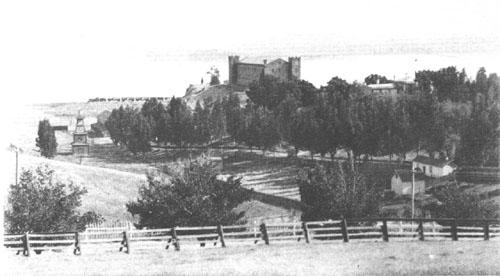 Clocktower c. 1890