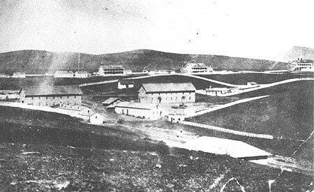 Benicia Arsenal c. 1860's