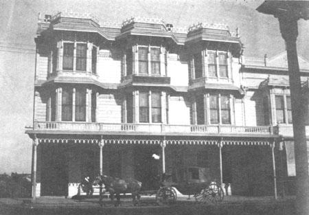 Palace Hotel c. 1890's