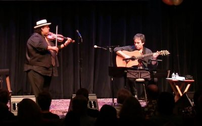 Peppino D'Agostino and Carlos Reyes in Concert