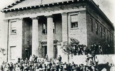 COVID Quarantine Camelcast – Episode 9 – A Capital Capitol