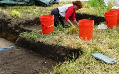 COVID Quarantine Camelcast – Episode 10 – Digging Archaeology: It's Not About Dinosaurs!