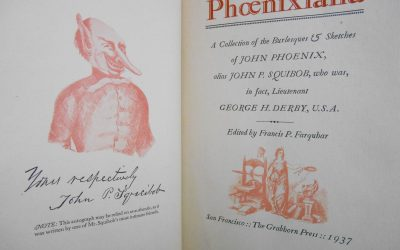 COVID Quarantine Camelcast – Episode 11 – Lincoln's Last Read and the Benicia Connection